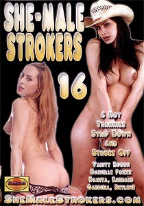 Shemale Strokers #16 Front