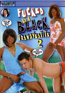 Fucked By A Black Transvestite #02 Front