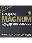 Trojan Magnum Larger 3 Pack